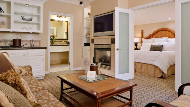 Two Room Suite Catalina Island