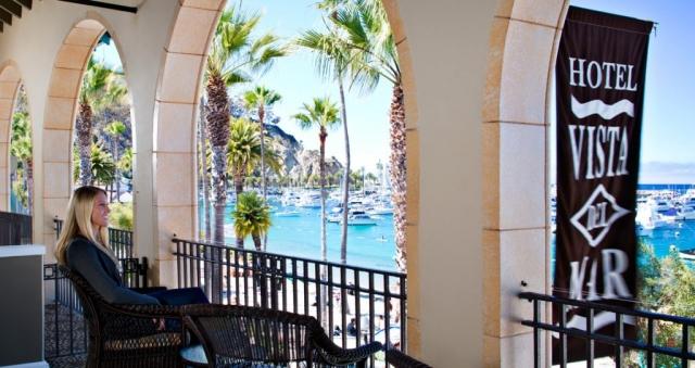 Ocean View Hotel Catalina Island